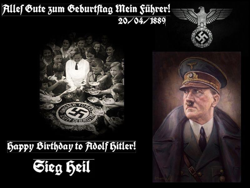 Happy Hitler Day News Infostormer Forum