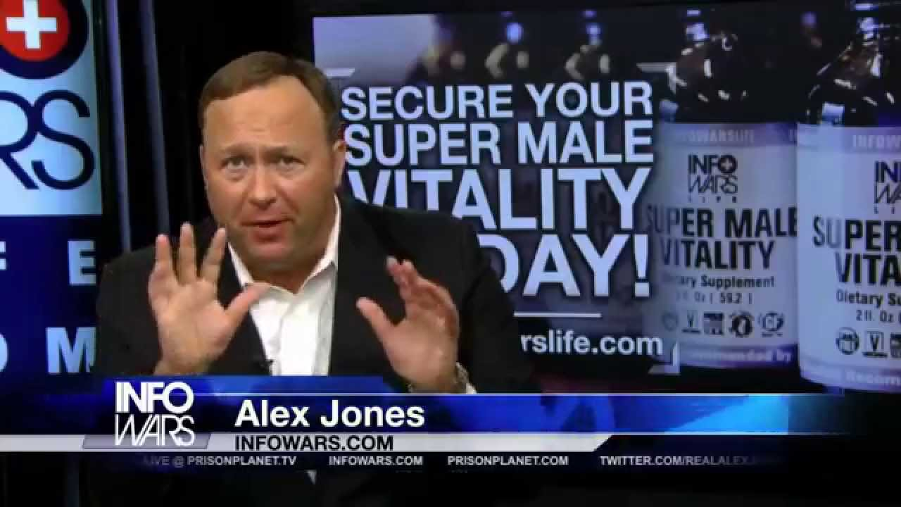 Alex jones tranny porn